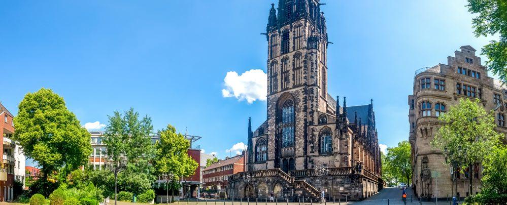 Salvator kerk in Duisburg