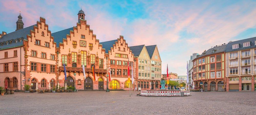 plein romerberg in frankfurt